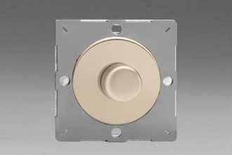Z1EGKP1N-P Varilight V-Com Series, 1 or 2 Way 25 -180 Watt Commercial LED Dimmer, for use with VariGrid Single, Double and Triple Faceplates
