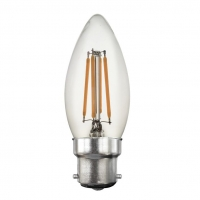 MARK LIGHTING 4w Dimmable Candle B22