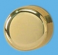 Z2SB6 Polished Brass Knob For Classic and Ultra Flat Dimmers