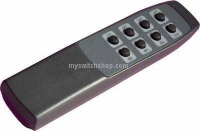 YRC8 Varilight Remote Control For Varilight Touch Remote Dimmers