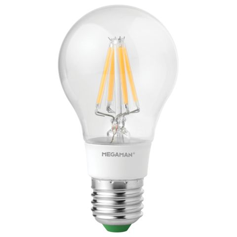 Megaman (146520) 5.5W Filament Classic Dimming E27 Warm White2700K