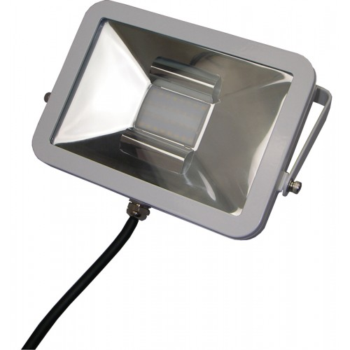 Slimcast LED Floodlight 50W 5000K White