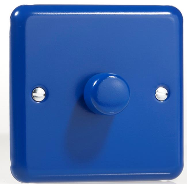 HY0.RB-B Varilight Non-dimming 'Dummy' Series module, 1 or 2 Way Up To 1000 Watt, this is a Bespoke item, Classic Reflex Blue
