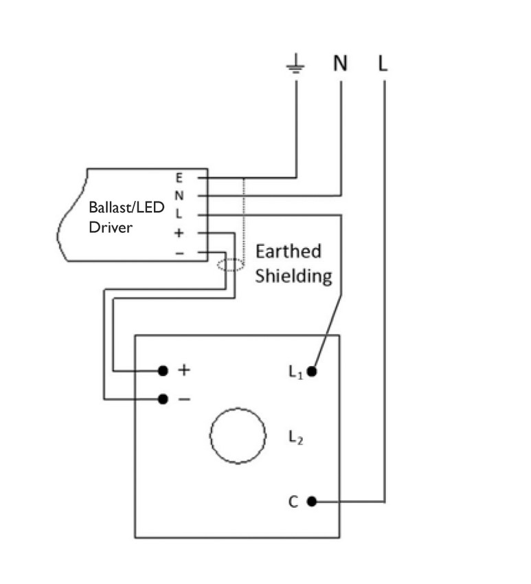 Wiring Diagram For 6 Downlights