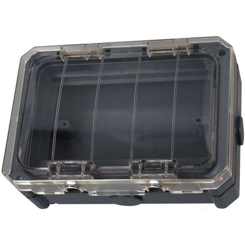 EC 8102C3D - IP66 Double Outdoor Wall Box
