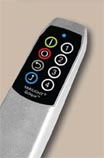 YRE8 Varilight Eclique Remote Control For Varilight LED Touch Remote Dimmers