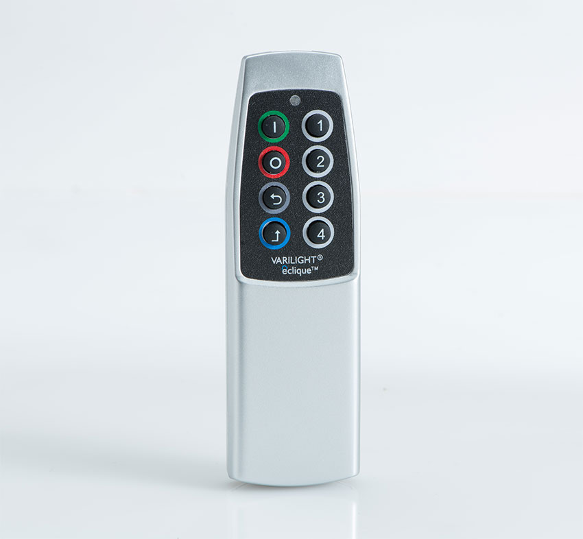 Varilight LightScene Remote Control For Varilight LED Touch Remote Dimmers