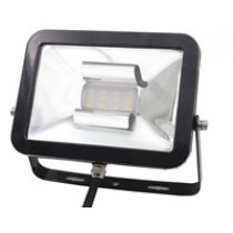 30w Slimcast LED Floodlight 30W 5000K Black