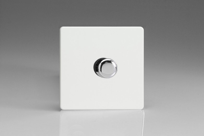 Varilight Special Series 1 Gang Dimmer for Multiple HF Dimmable Ballasts and LED Drivers 1-10V DC Input, 6 Amp Max