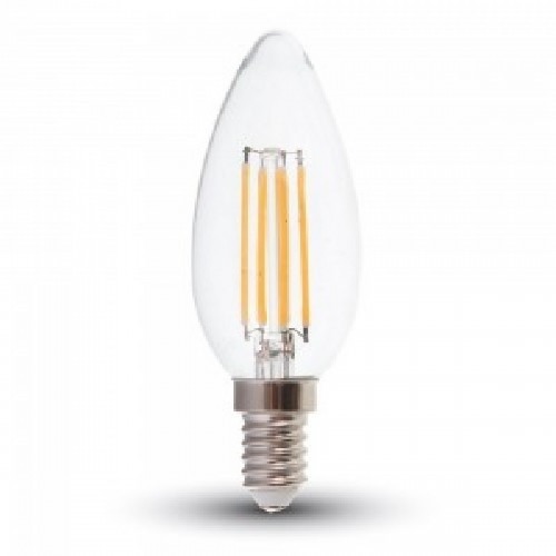 Mark Lighting 4w Dimmable Candle E14