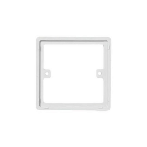 817-01  Single Spacer Frame for Wall Box providing 10mm extra when fitting Varilight products to shallow wall boxes