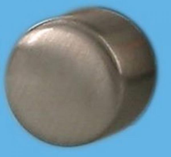 Z2SS6 Brushed Steel Knob For Classic and Ultra Flat Dimmers