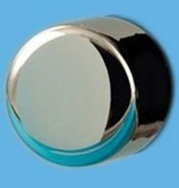 Z2SC6P Polished Chrome Knob for Dimension Screwless Dimmers