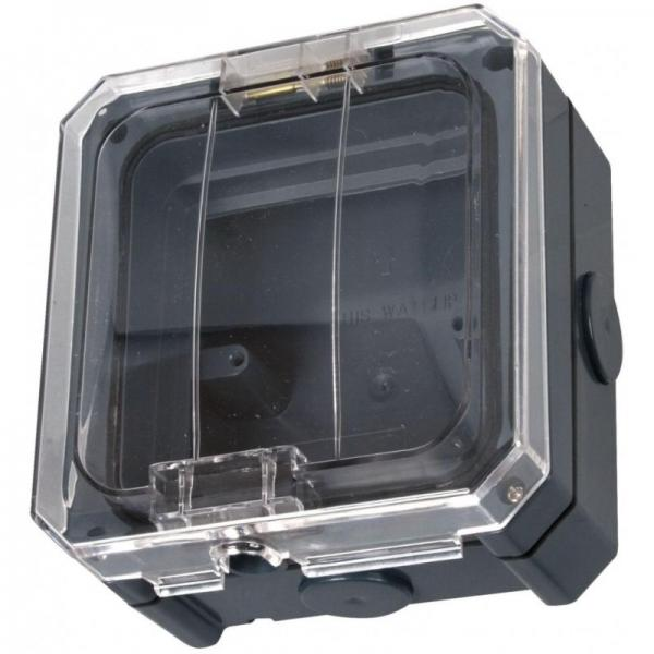 EC 8101C3D - IP66 Single Outdoor Wall Box