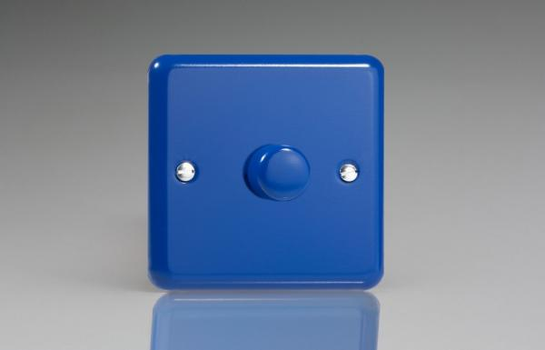 HY0.RB-SP Varilight Non-dimming 'Dummy' Series module, 1 or 2 Way Up To 1000 Watt, this is a Bespoke item, Classic Reflex Blue