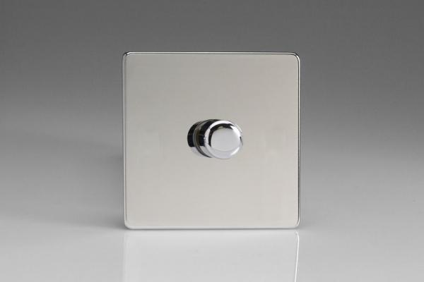 Varilight V-Plus Series 1 Gang 40-500 Watt/VA Dimmer
