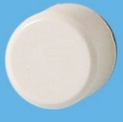 Z2SW6 White Knob For Classic Dimmers